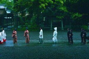 氷川神社 神前挙式のみプラン