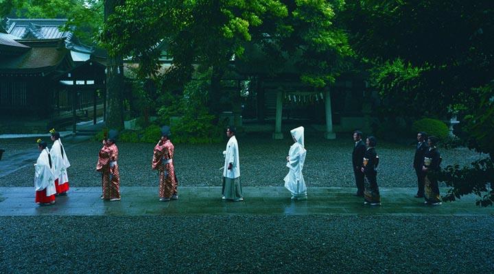 氷川神社挙式のみプラン