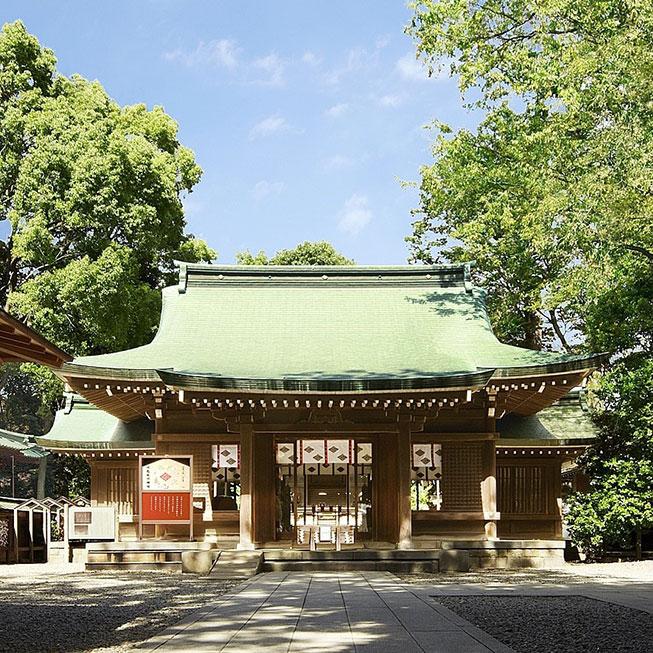 埼玉・川越の神前式