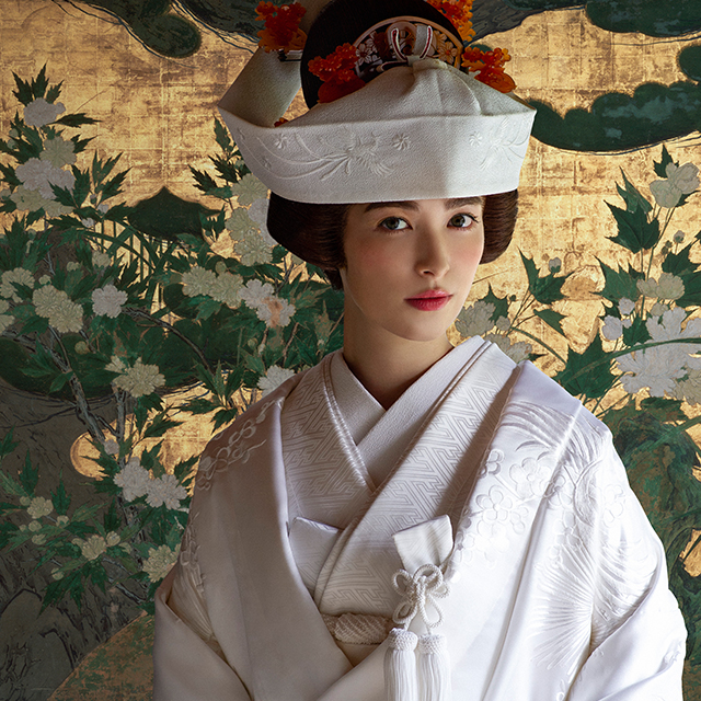 氷川オリジナル紋服・白無垢